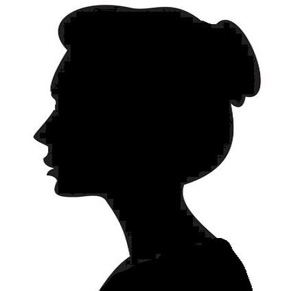 BPD Female silhouette