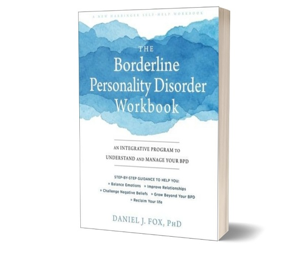 Product Review - The Borderline Personality Disorder Workbook