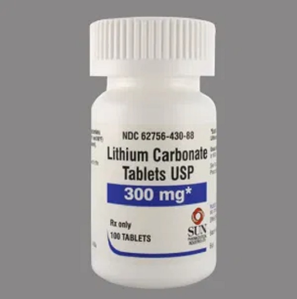 BPD Medication - Lithium