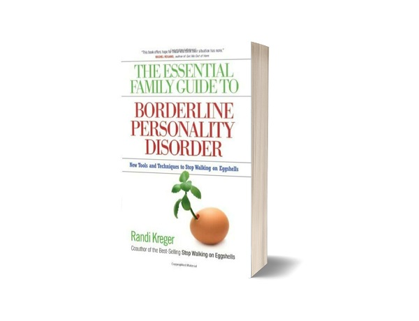 Product Review - The Essential Family Guide to Borderline Personality Disorder
