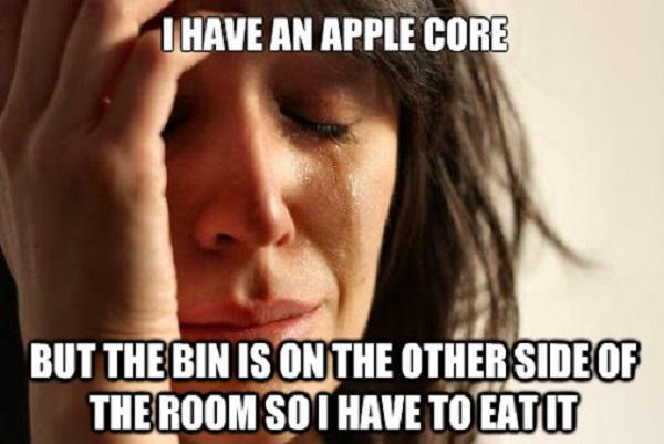 Week 16: The Rotten Core