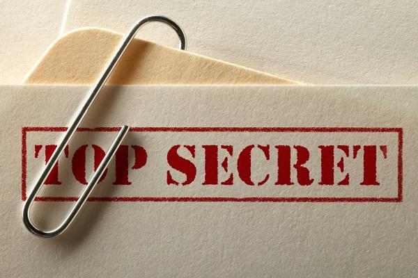Week 26: The Secret